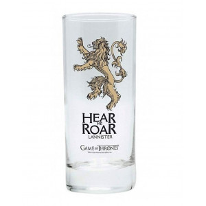 Game of Thrones Lannister Glas