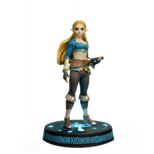 COLLECTOR ♦ The Legend of Zelda Breath of the Wild PVC Statue Zelda Collector's Edition 25 cm Figur