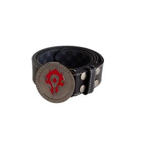 World of Warcraft Horde Größe S/M Leder Gürtel