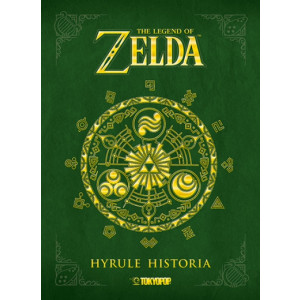 The Legend of Zelda - Hyrule Historia Manga