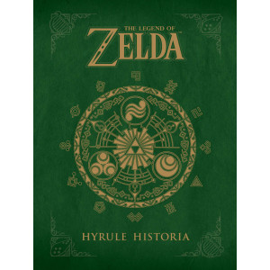 The Legend of Zelda Hyrule Historia Buch