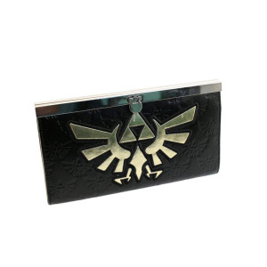 The Legend of Zelda Golden Logo Geldbeutel