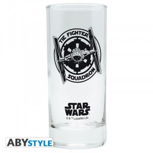 Star Wars Tie Fighter Glas