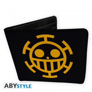 One Piece Trafalgar Law Logo Portmonee