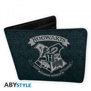 Harry Potter Hogwarts Portmonee
