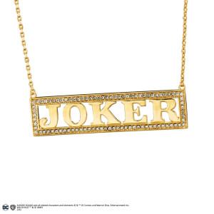Suicide Squad Replik 1/1 Harley Quinn's 49 cm Joker-Halskette (vergoldet)