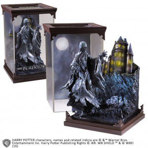 Harry Potter Magical Creatures Diorama Dementor 19 cm Figur