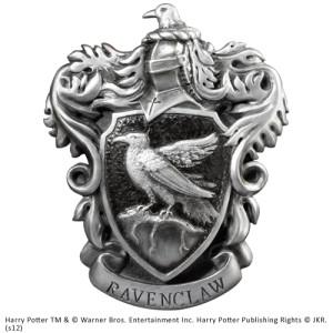 Harry Potter Ravenclaw Wappen mit Wandhalterung