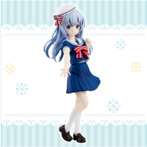 Is the Order a Rabbit? - Chino Kafuu 18 cm Figur