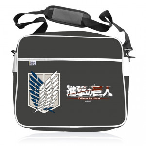 Attack on Titan Logo SNK (Shingeki No Kyojin) Tasche
