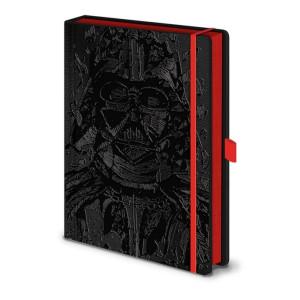 Star Wars Vader Art A5 Premium Notizbuch