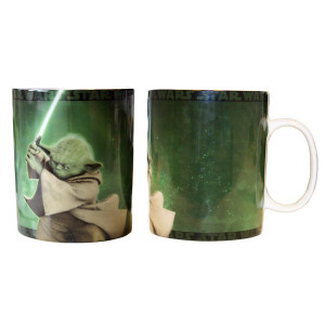 Star Wars Yoda Tasse 460ml