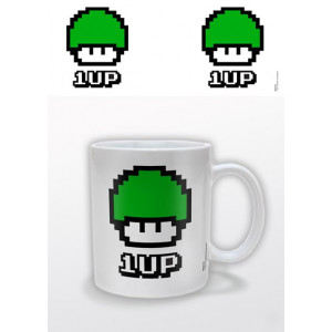 Funky Retro Tasse 1 UP