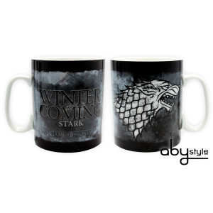 Game of Thrones Stark 460ml Tasse