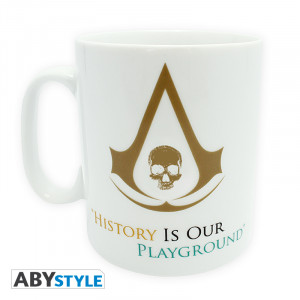 Assassin's Creed 4 History 460ml Tasse