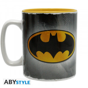 Batman & Logo 460ml Tasse