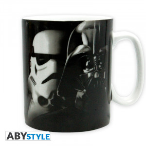 Star Wars Vador Troopers 460ml Tasse