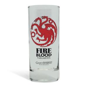 Game of Thrones Targaryen Glas