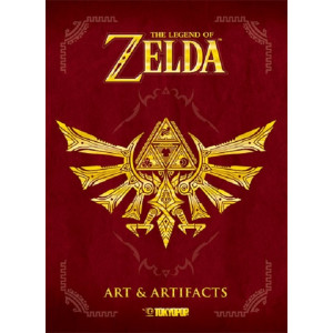 The Legend of Zelda – Art & Artifacts Manga