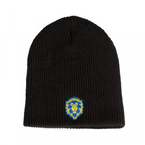 World of Warcraft Warlords of Draenor Alliance One Size Beanie