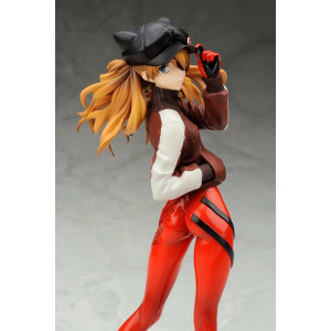 PREORDER ♦ Evangelion 3.0 You Can (Not) Redo PVC Statue 1/7 Asuka Langley Soryu Shikinami Jersey Ver. Ami Ami EX 23 cm Figur