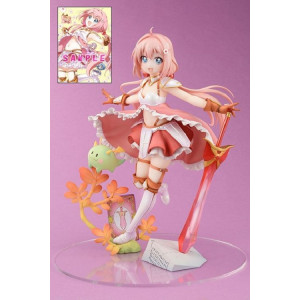 PREORDER ♦ Endro! Statue 1/7 Yusha (Yulia Chardiet) Limited Edition 23 cm Figur