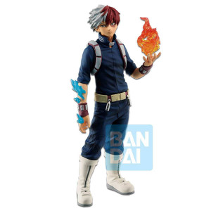 PREORDER ♦ My Hero Academia Ichibansho PVC Statue Shoto Todoroki (Fighting Heroes feat. One's Justice) 25 cm Figur