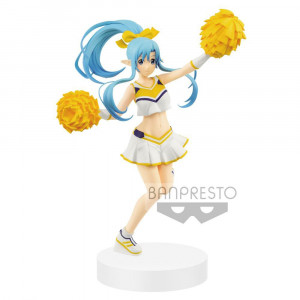 Sword Art Online Memory Defrag Asuna [Cheer of Love] EXQ 22 cm Figur