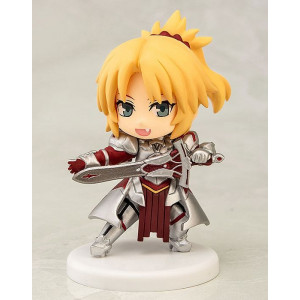 PREORDER ♦ Fate/Apocrypha Toy'sworks Collection Niitengo Premium PVC Mini Statue Saber of Red 7 cm Figur