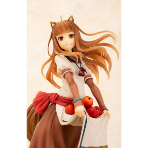 PREORDER ♦ Spice and Wolf PVC Statue 1/7 Holo Plentiful Apple Harvest Ver. 23 cm Figur