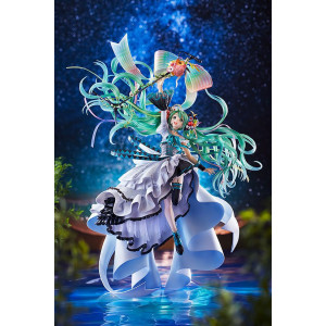 PREORDER ♦ Character Vocal Series 01 Statue 1/7 Hatsune Miku Memorial Dress Ver. 43 cm Figur