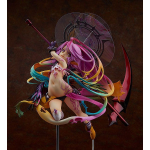 PREORDER ♦ No Game No Life -Zero- Statue 1/8 Jibril [Great War Ver.] 31 cm Figur