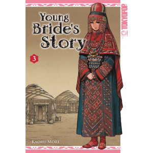 Young Bride's Story  3 Manga