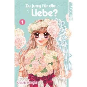 Zu jung für die Liebe? 1 Manga