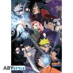 Naruto Shippuden Group Ninja War Poster