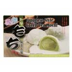 Mochi - Klebreiskuchen - Green Tea in Geschenk-Box 210g - Yuki & Love