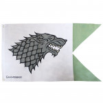Game of Thrones Stark 70x120 Flagge