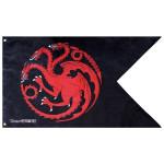 Game of Thrones Targaryen 70x120 Flagge