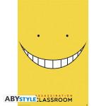 Assassination Classroom Koro-Smile Poster