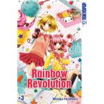 Rainbow Revolution 3 Manga